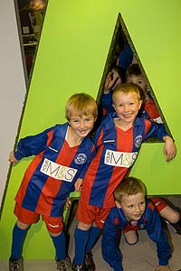 New Store Supports Tower Hill Under 7's