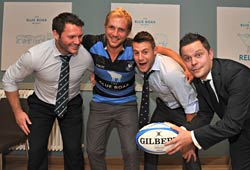 Blue Boar Signs Three Year Sponsorship Deal With Witney RFC