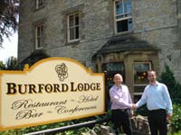 All change at Burford Lodge