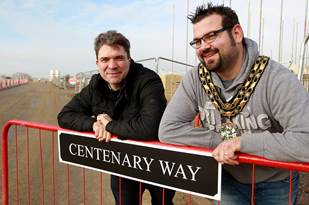 New streets recall historic Witney figures