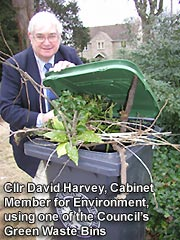 Green light for continued green waste collections