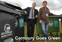 Cornbury Goes Green