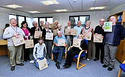 Witney Campaign Bags Housing Association Support