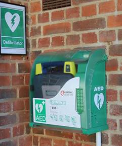 Defibrillator funding scheme opens for applications