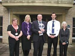 Excellence Award for Council team
