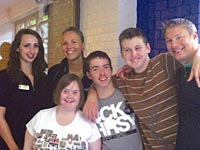 Holiday play scheme for disabled young people