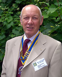 Former Radio Oxford Presenter Heads Witney Rotary