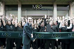 Marks & Spencer Unveils New Witney Store