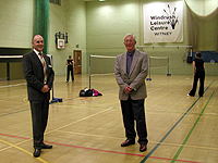 Successful leisure partnership set to continue