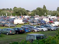 Postponed Witney Motor Show finally takes place