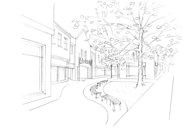 Work to start on town centre improvements