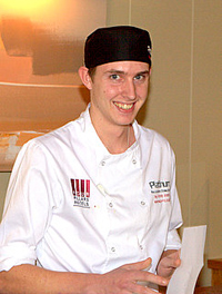 Young Chef of the Year - Four Pillars Hotel