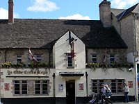 Ye Olde Cross Keys, Witney