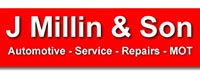 Car servicing, MOT and repairs at Witney's oldest garage, J Millin & Son