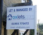 OxLets - Witney lettings agent