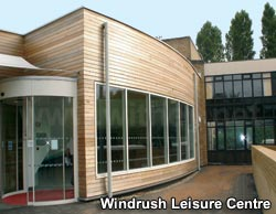 Windrush Leisure Centre, Witney