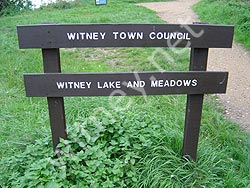 Witney Lake and Meadows